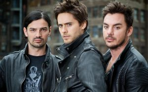30 Seconds to Mars Band