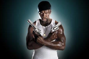 50 Cent Arms Rapper Style Musician