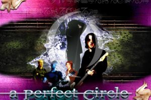 Abstract A Perfect Circle Band Photo