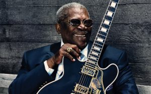 Bb King Blues Guitarist Singer Celebrity King Of The Blues