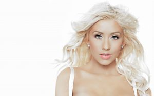 Beautiful Christina Aguilera
