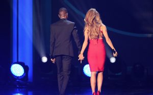 Big Sean And Ariana Grande 2015