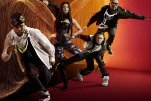 Black Eyed Peas Poster