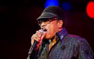 Bobby Womack African American Singer Guitarist Celebrity