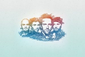 Coldplay Faces