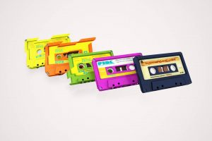 Colored Tapes