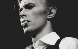 David Bowie Rock Singer Heroes