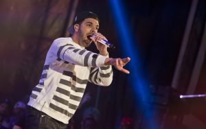 Drake Leaves Governors Ball