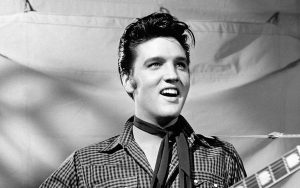 Elvis Presley Singer Actor 20th Century