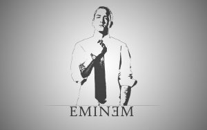 Eminem Man Rapper Musician Actor
