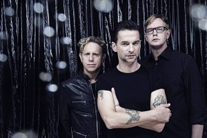 Depeche Mode Band Background
