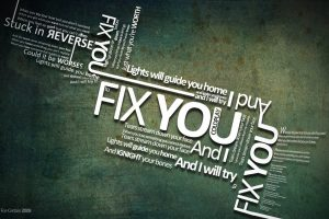Fix You Lyrics By Coldplay