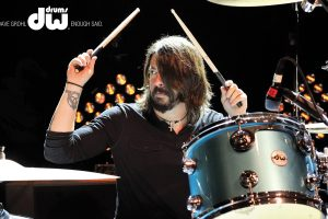 Foo Fighters Drum