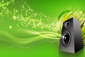Green Music Speaker