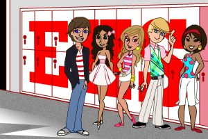 High School Musical Animated By Carbonf