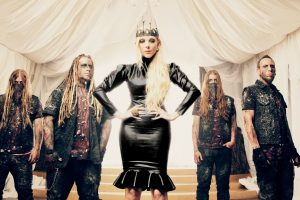 In This Moment Music Style Rock Group