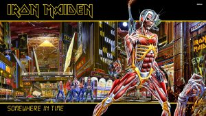 Iron Maiden Somewhere In Time HD