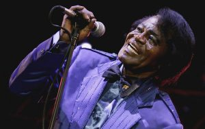 James Brown Singer 20th Century Celebrity