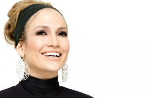 Jennifer Lopez Smile