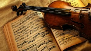 Just Violin Instrument