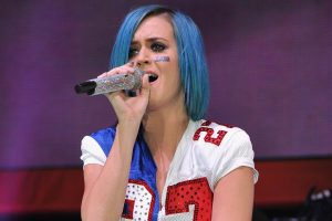 Katy Perry Super Bowl 2014 Singer
