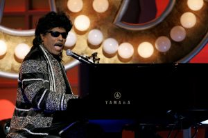 Little Richard Singer Pianist Composer MTV