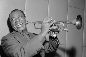 Louis Armstrong Jazz Pipe
