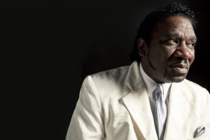 Mud Morganfield Singer Chicago Illinois Usa Blues