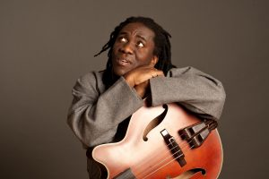Richard Bona Jazz Bassist Musician