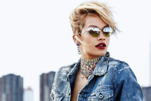 Rita Ora Singer Photo Shoot