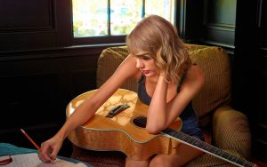 Taylor Swift Guitar Notes