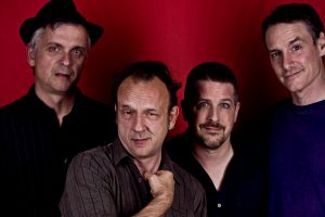 The Jesus Lizard Band Hand Faces Smile