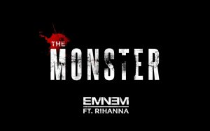 The Monster Eminem Rihanna Song