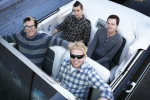 The Offspring Rock Band Photoshoot