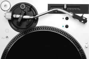The Sound Of Music Vinyl Player