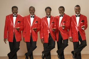 The Temptations Vocal Group