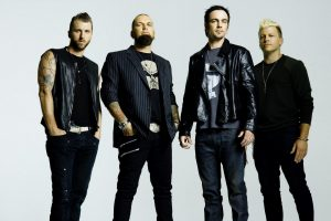 Three Days Grace Band
