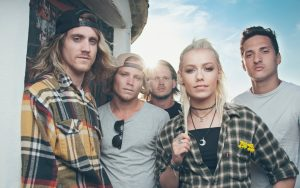 Tonight Alive Australian Band Composition Celebrities Musicians