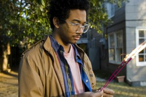 Toro Y Moi Glasses Jacket Outdoor House