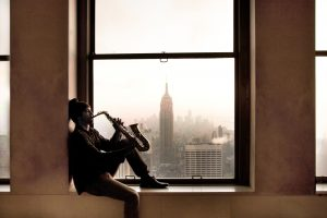 United States New York – Jazz Saxophonist
