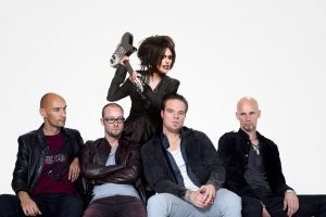 Within Temptation Sharon Den Adel Robert Westerholt